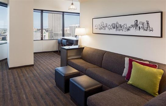 Suite HYATT HOUSE NEW ORLEANS