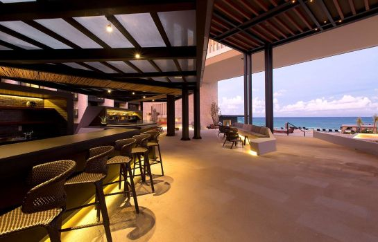 Hotel bar Grand Hyatt Playa del Carmen Resort