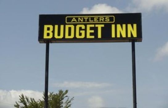Exterior view ANTLERS BUDGET INN