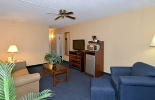 Suite AMARILLO INN & SUITES