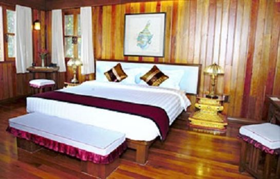 Chambre INLE RESORT AND SPA