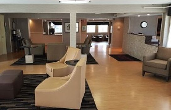 Hotelhalle Quality Inn Williston