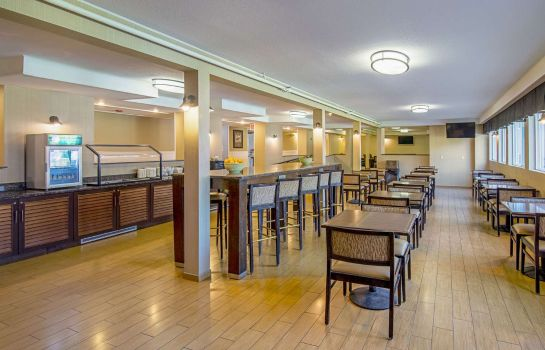 Restaurant Quality Inn Williston