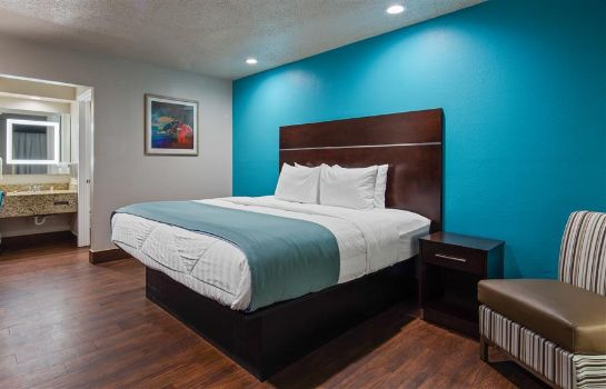 Zimmer SURESTAY BY BEST WESTERN LAREDO