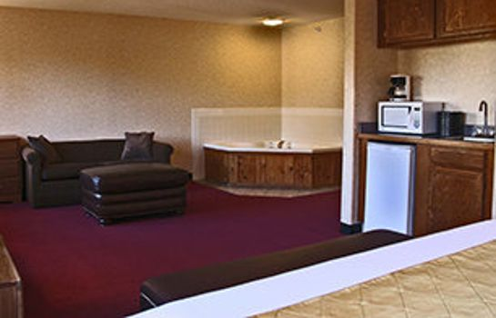 Zimmer STAY WISE INN CEDAREDGE