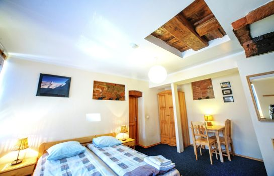 Double room (standard) Litinterp Guesthouse