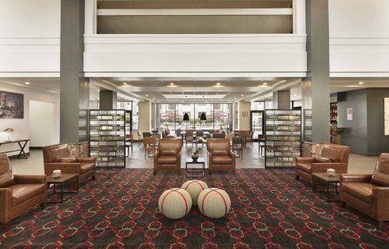 Hotelhalle Four Points by Sheraton Raleigh North