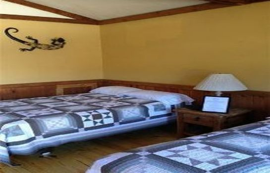 Chambre FRIO SPRINGS LODGES