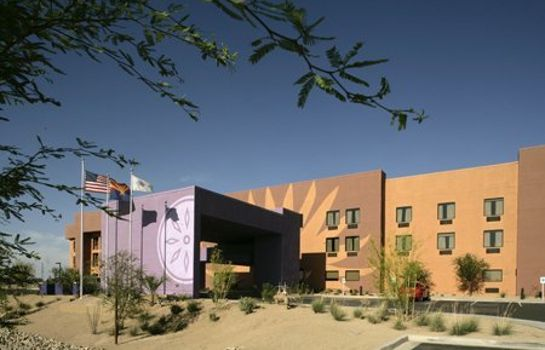Vista exterior COCOPAH RESORT AND CONFERENCE CENTER