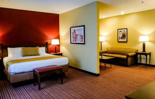 Suite Best Western Plus Dutch Haus Inn and Suites