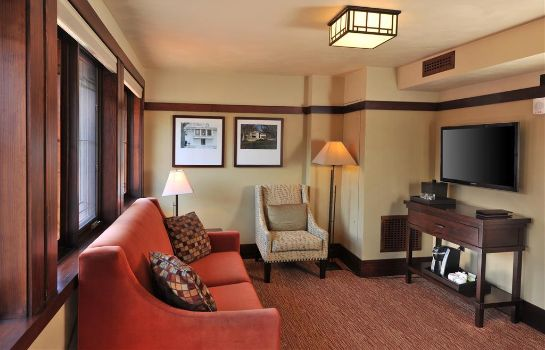Suite Historic Park Inn