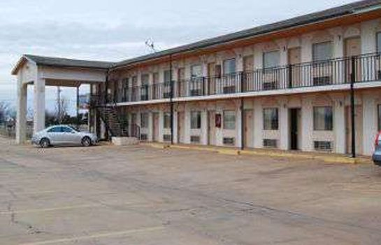Exterior view KNIGHTS INN ALTUS