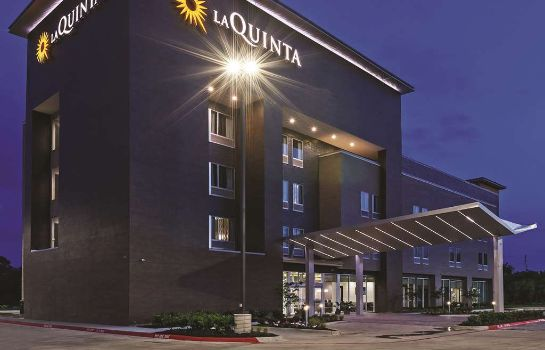Buitenaanzicht La Quinta Inn and Suites College Station South