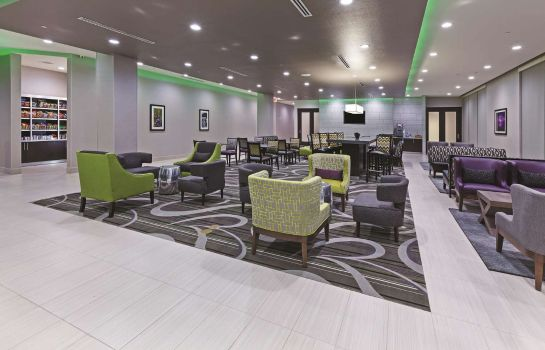 Lobby La Quinta Inn Ste College Station South