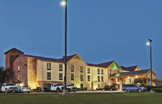 Vista exterior La Quinta Inn and Suites Denison - North Lake Texoma