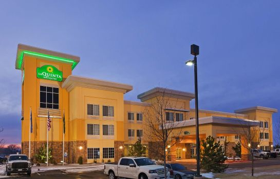 Buitenaanzicht La Quinta Inn and Suites Elk City