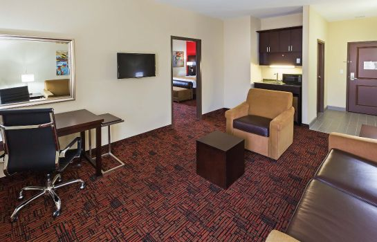 Suite La Quinta Inn and Suites Elk City