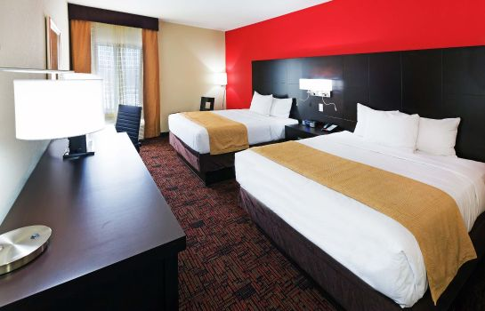 Chambre La Quinta Inn and Suites Elk City