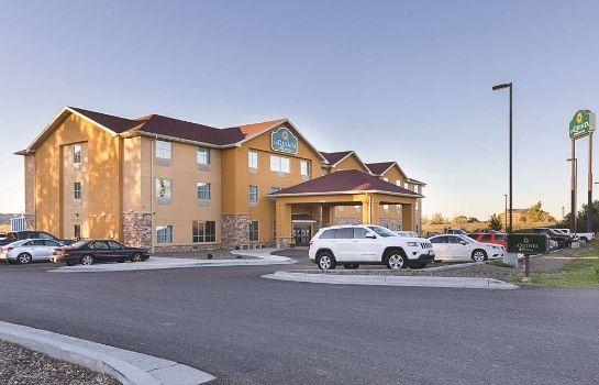 Vista exterior La Quinta Inn and Suites Glendive