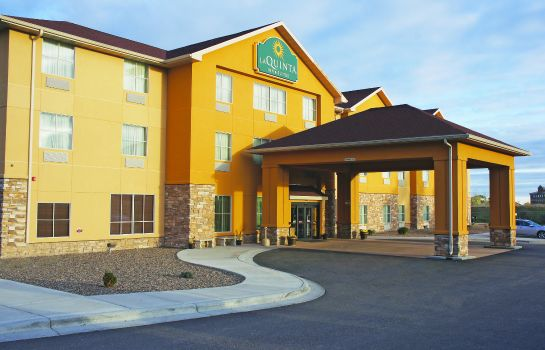 Außenansicht La Quinta Inn and Suites Glendive