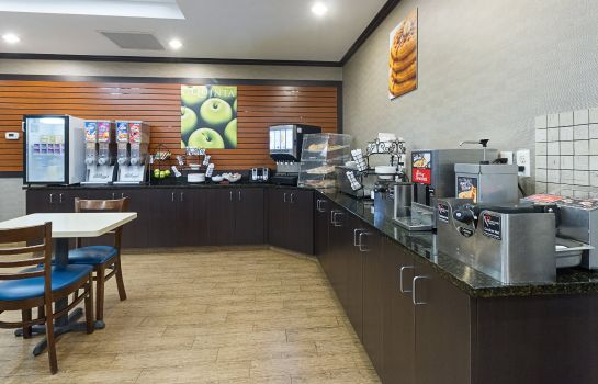 Hotelhal La Quinta Inn and Suites Glendive