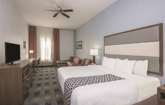 Chambre La Quinta Inn and Suites Guthrie