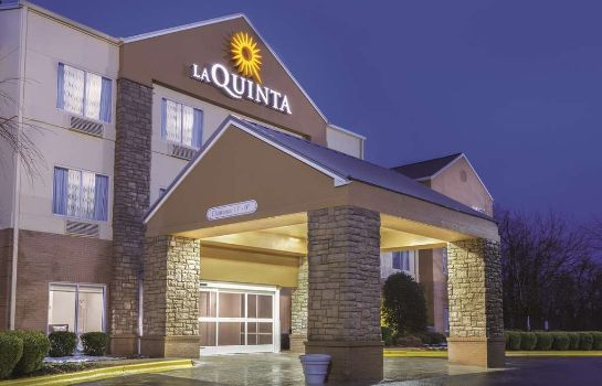 Vista exterior La Quinta Inn and Suites Hopkinsville