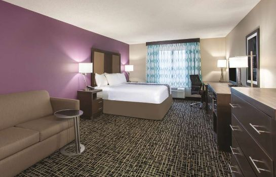 Zimmer La Quinta Inn and Suites Hopkinsville