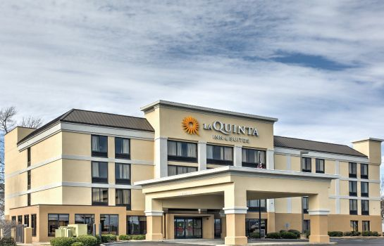 Außenansicht La Quinta Inn and Suites Jackson North
