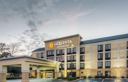 Vista esterna La Quinta Inn and Suites Jackson North