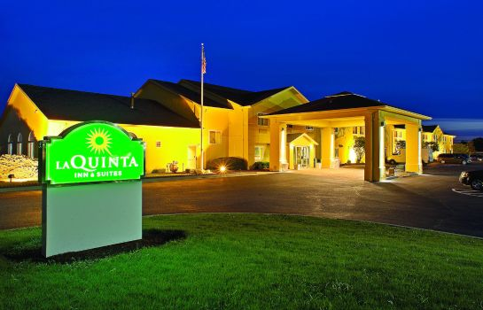 Buitenaanzicht La Quinta Inn and Suites Frankfort
