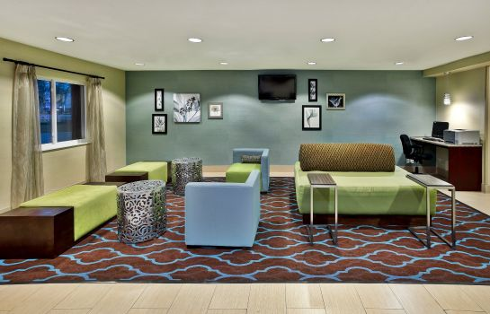 Hol hotelowy La Quinta Inn and Suites Frankfort