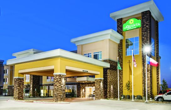 Vista exterior La Quinta Inn and Suites Monahans