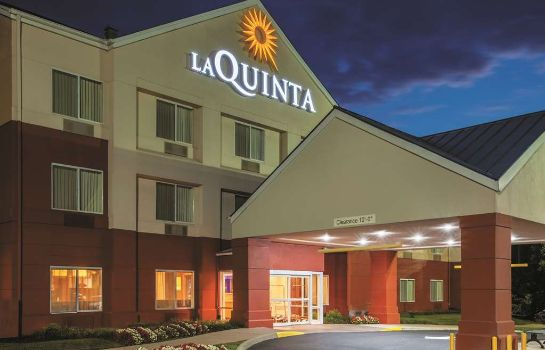 Buitenaanzicht La Quinta Inn and Suites Manassas