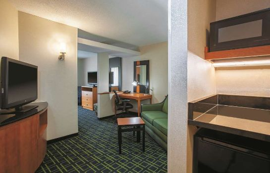 Suite La Quinta Inn and Suites Manassas