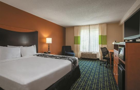 Pokój La Quinta Inn and Suites Manassas