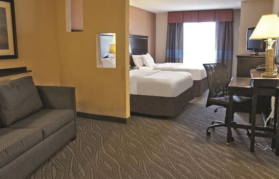 Chambre La Quinta Inn and Suites Edmond
