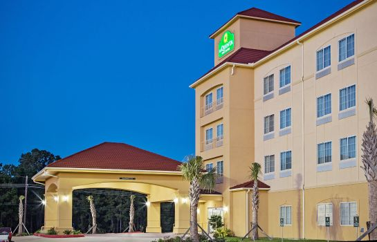 Vista esterna La Quinta Inn and Suites Leesville Ft. Polk
