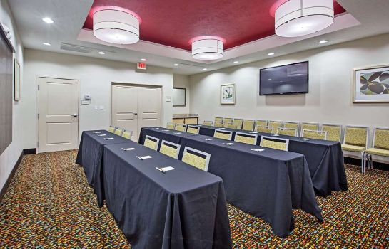 Conference room La Quinta Inn Ste Leesville Ft. Polk