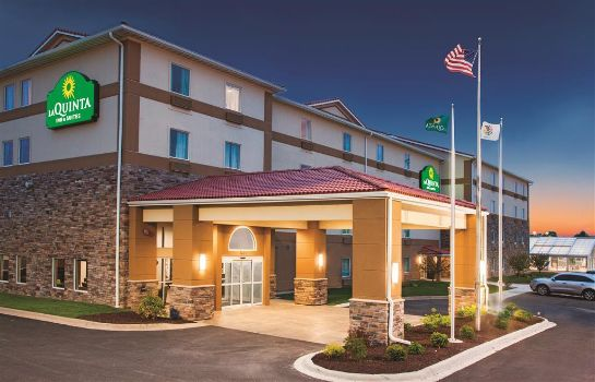 Außenansicht La Quinta Inn and Suites Rockford