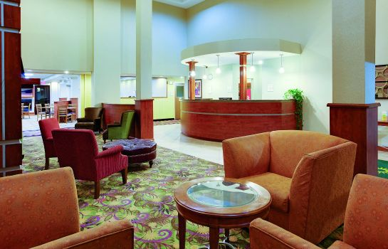 Lobby La Quinta Inn Ste Richmond La Quinta Inn Ste Richmond