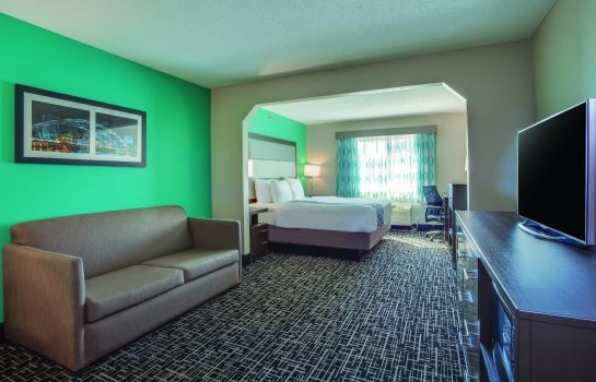 Camera La Quinta Inn and Suites Batavia