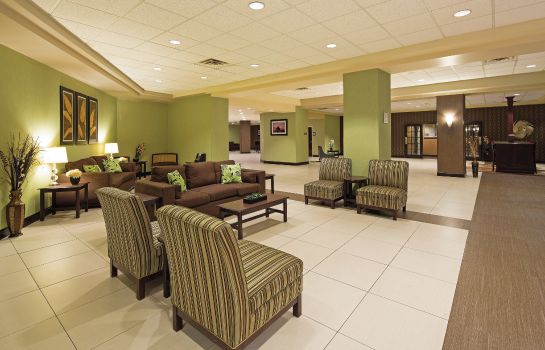 Hol hotelowy La Quinta Inn and Suites Salisbury