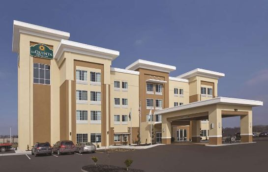 Vista esterna La Quinta Inn and Suites Springfield
