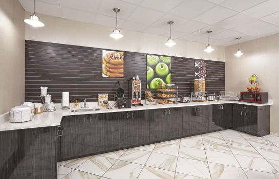 Restaurant La Quinta Inn and Suites Springfield