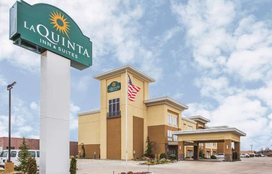 Buitenaanzicht La Quinta Inn and Suites Enid