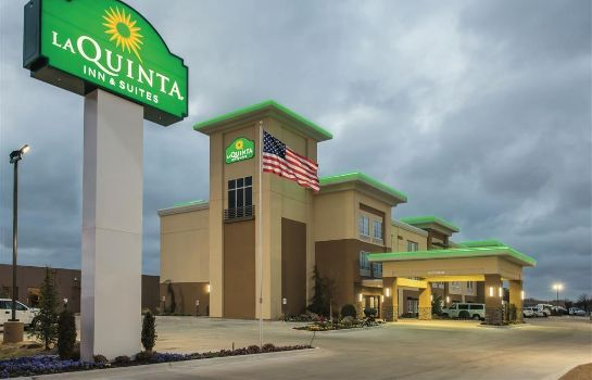 Außenansicht La Quinta Inn and Suites Enid