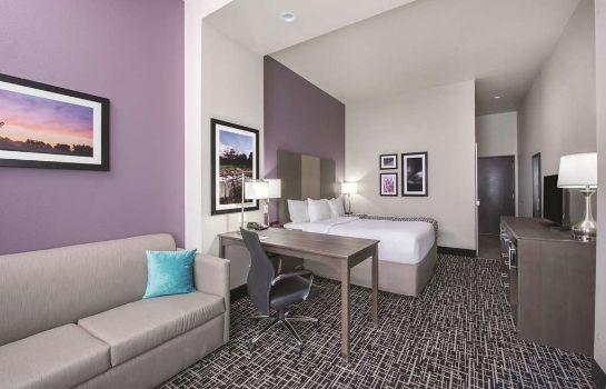 Chambre La Quinta Inn and Suites Enid