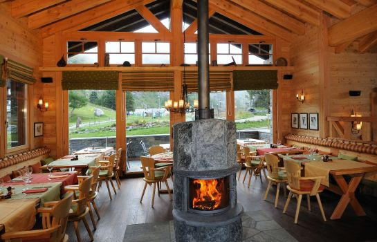 Restaurant Riffelalp Resort 2222M