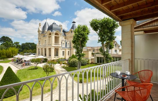 Camera HOTEL CHATEAU GRAND BARRAIL